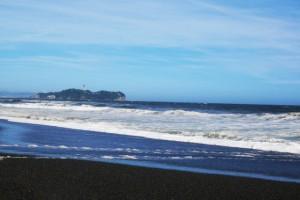 ちょっと前までは、ときどき波にも乗っていました。